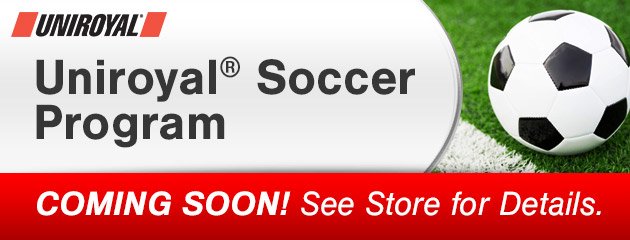 Uniroyal Soccer Ball Program