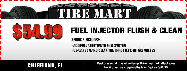 Fuel Injector Flush & Clean - $54.99