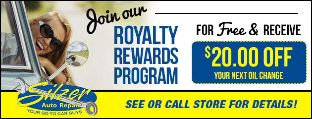 Join Our Royalty Rewards Program