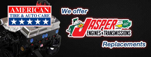 We Offer Jasper Engine & Transmission Replacements