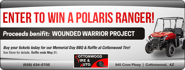 Enter to Win a Polaris Ranger!