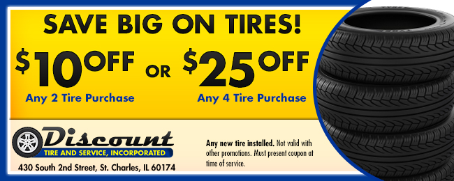 Save on Tires!