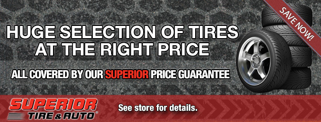 Huge Selection of Tires