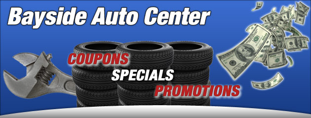 Bayside Auto Center Savings