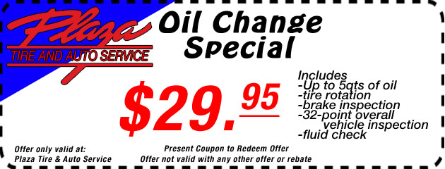 Spring Oil Change Special
