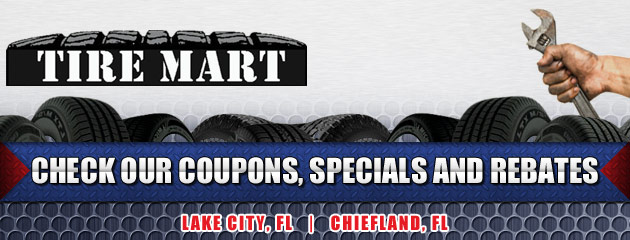 Tire Mart Savings