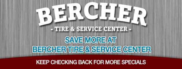 Bercher Tire & Service_Coupon Specials