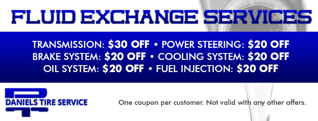 Fluid Exchange Services