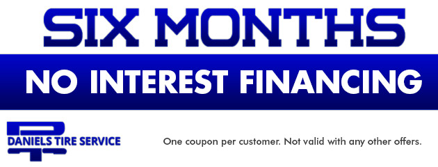 Six Months - No Interest Financing