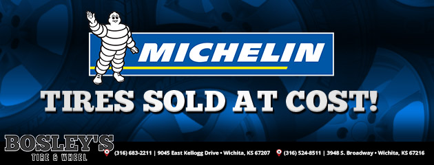 Michelin Sold At Cost