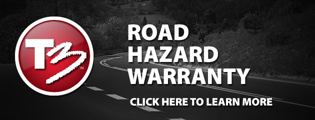 T3 Road Hazard Warranty