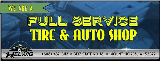 Full Service Auto Shop