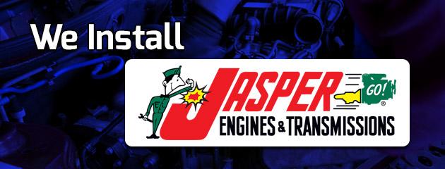 Jasper Engine Installation