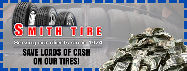 Smith Tire Station Savings