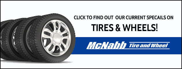 McNabb Tires & Wheels Inc